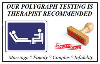 therapist recommend polygraph