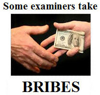 bribes to polygraph examiners